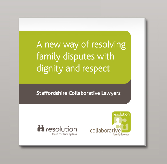 Collaborative Law mailer front